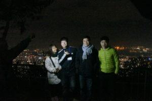 摩耶山夜景